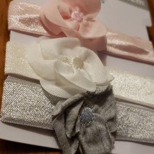 0-12m Flower headband